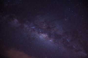 Purple Milky Way