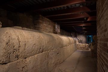 Isernia, Complesso archeologico della Cattedrale