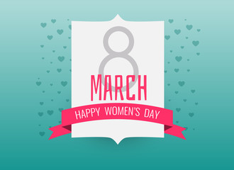 international happy women's day background
