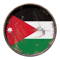 Old Jordan flag