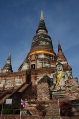 Ayuthaya - Wat Phra Sri Sanphet