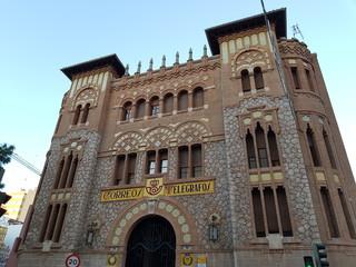 Castellon de la Plana, ciudad de la Comunidad Valenciana, España
