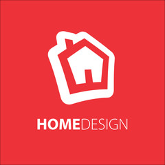 Logo pour agence immobilière