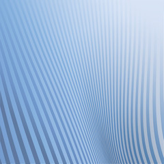 Abstract background with stripes. Blue Colors