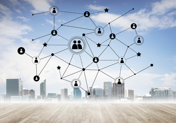 Networking and social communication as means for effective business strategy