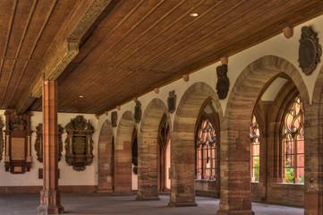 Münster in Basel