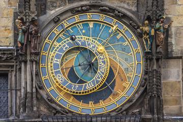 Reloj Astronómico de Praga (República Checa)