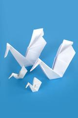 Cigni origami