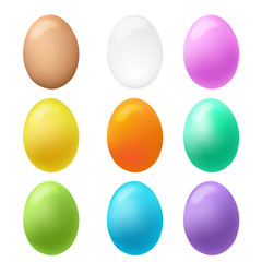 Colorful Eggs Big Set