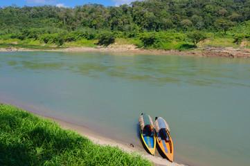 Usumacinta river, Chiapas, Mexico