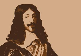 Louis XIII - portrait - roi de France - personnage historique - personnage célèbre - histoire