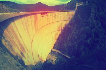 Vidraru Dam is technological landmark