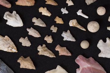 Louisiana Native American Indian Artifacts