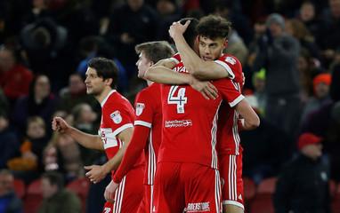 Championship - Middlesbrough vs Hull City