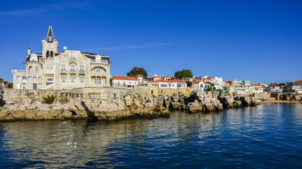Cascais – Hafen; Portugal
