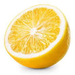 lemon fruit slice