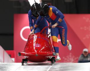 Olympics: Bobsleigh