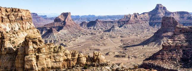 Fototapete - San Rafael Swell Utah