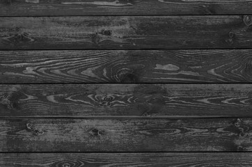 Black dark wood background