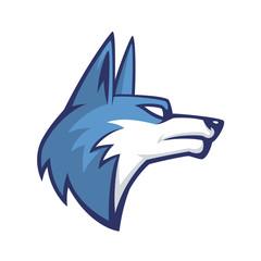 Dog sign and symbol logo vector