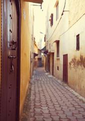 Street in Morocco