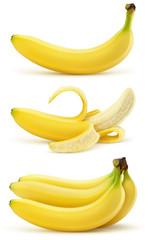 Bananes vectorielles 4