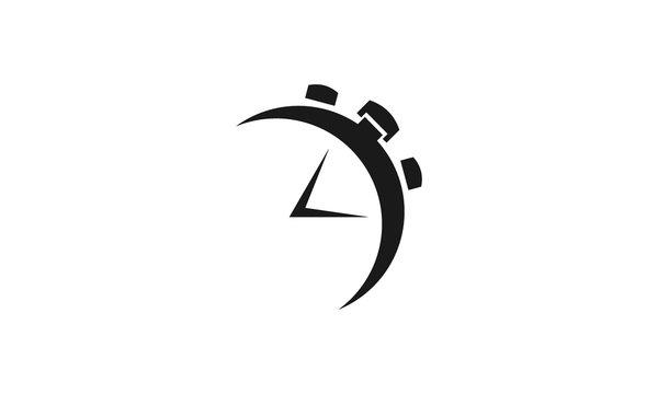 stopwatch logo.