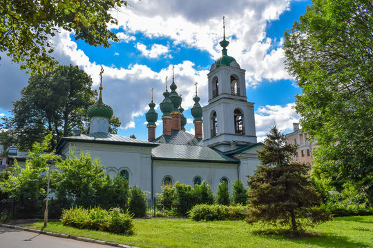 Ascension Annunciation parish in the city of Yaroslavl