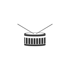 drum icon. Detailed icon of musical instrument icon. Premium quality graphic design. One of the collection icon for websites, web design, mobile app