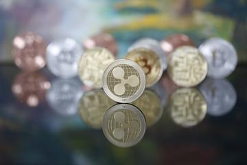 XRP Ripple - der Star unter den Kryptowährungen und doch mit einem Risiko verbunden.