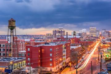Fototapete - Richmond, Virginia, USA