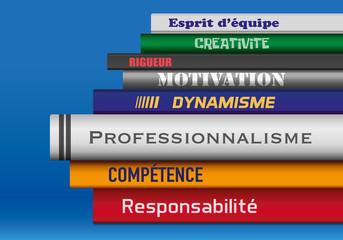 professionnel - entreprise - recrutement - embauche - qualité - compétence - performance