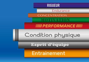 Sport - sportif - qualité - sportive - condition physique - performance - entrainement - champion - compétition