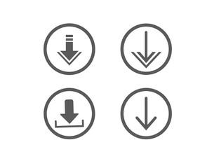 File Download Icon set