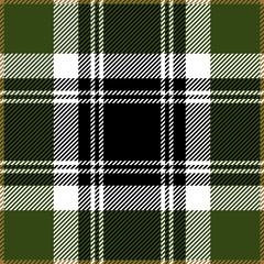 Green Tartan Plaid Scottish Pattern