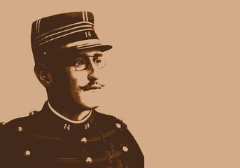 Dreyfus - portrait - affaire Dreyfus - justice - erreur judiciaire - personnage célèbre - procès