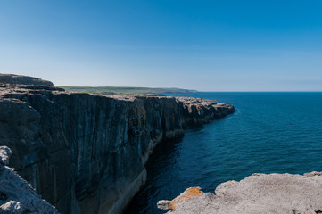 Irlanda, scogliere del Burren