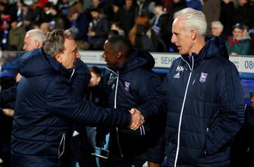 Championship - Ipswich Town vs Cardiff City