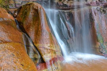Cuevas Waterfalls, Santa Cruz, Bolivia