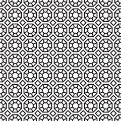 Seamless oriental moroccan arabian pattern background