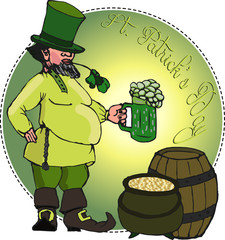 St. Patricks Day-Logo