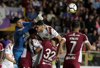 Soccer Football - Deportivo Saprissa v Club America - CONCACAF Champions League