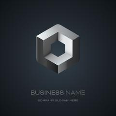 Logo Entreprise Cube