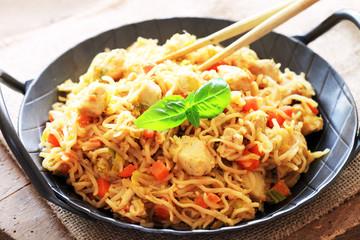 asiatische Küche, Bami Goreng