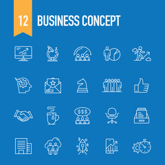 BUSINESS CONCEPT CONCEPT