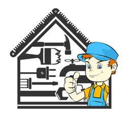Master repair home