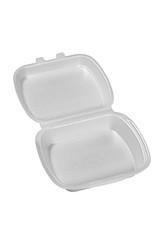Plastic Fast Food Box