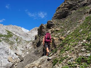 Hüttenwanderung im Lechtal - Tirol