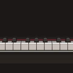 piano - fond - musique - clavier - gros plan - arrière plan - concert - classique - jazz - invitation