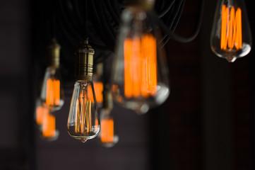 Vintage incandescent lamps